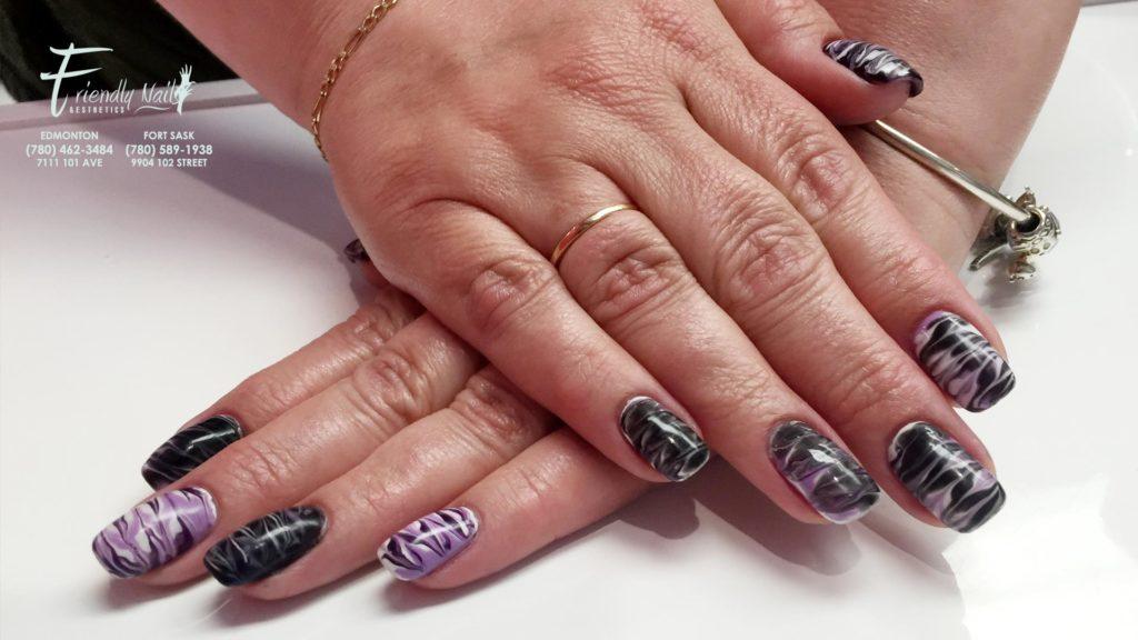 Gel Nails – Friendly Nails & Esthetics
