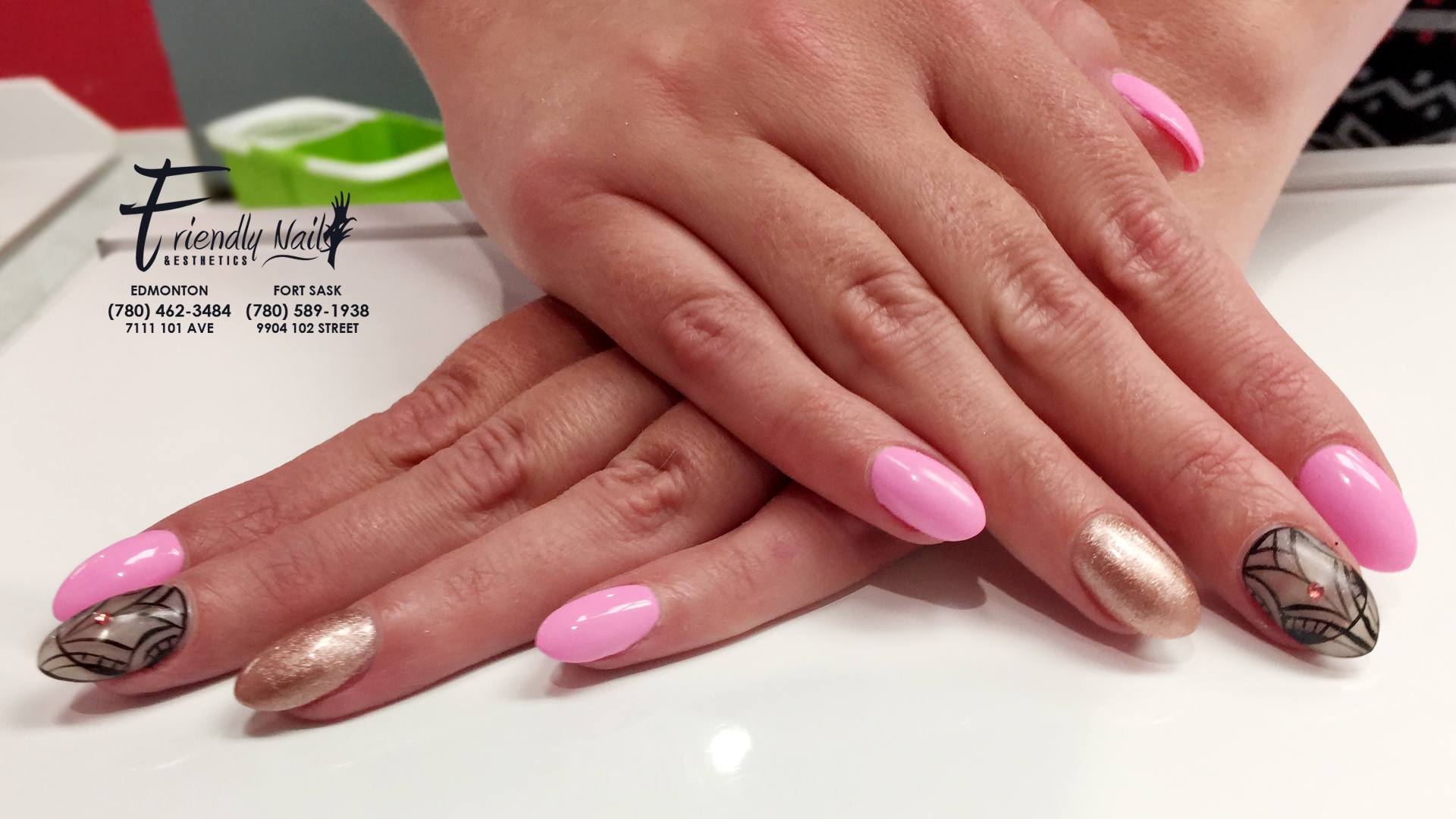 Friendly Nails & Esthetics – Most Loved Nail Salon In Town!